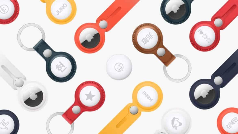 AirTag tracker di Apple
