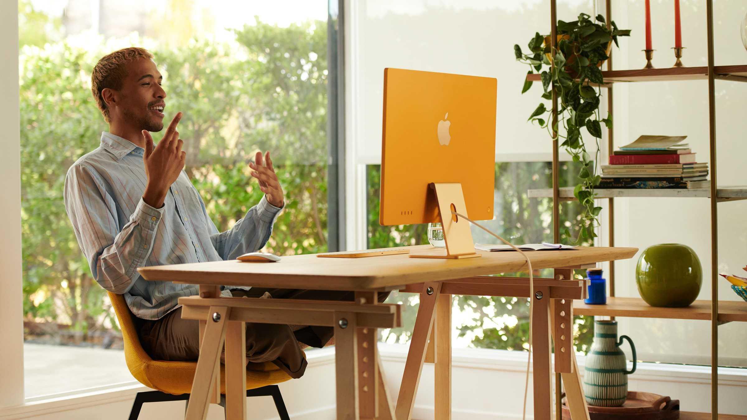 iMac 2021 Techline