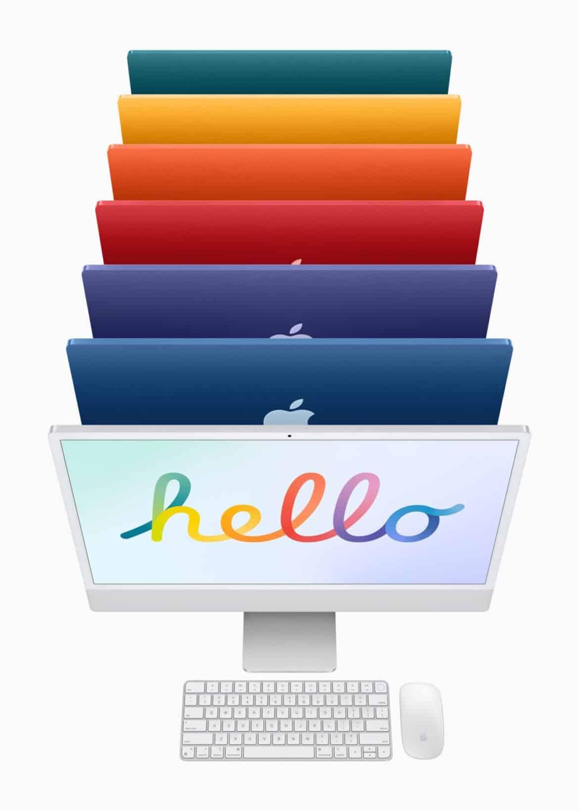 iMac 2021 Techline blog informatica