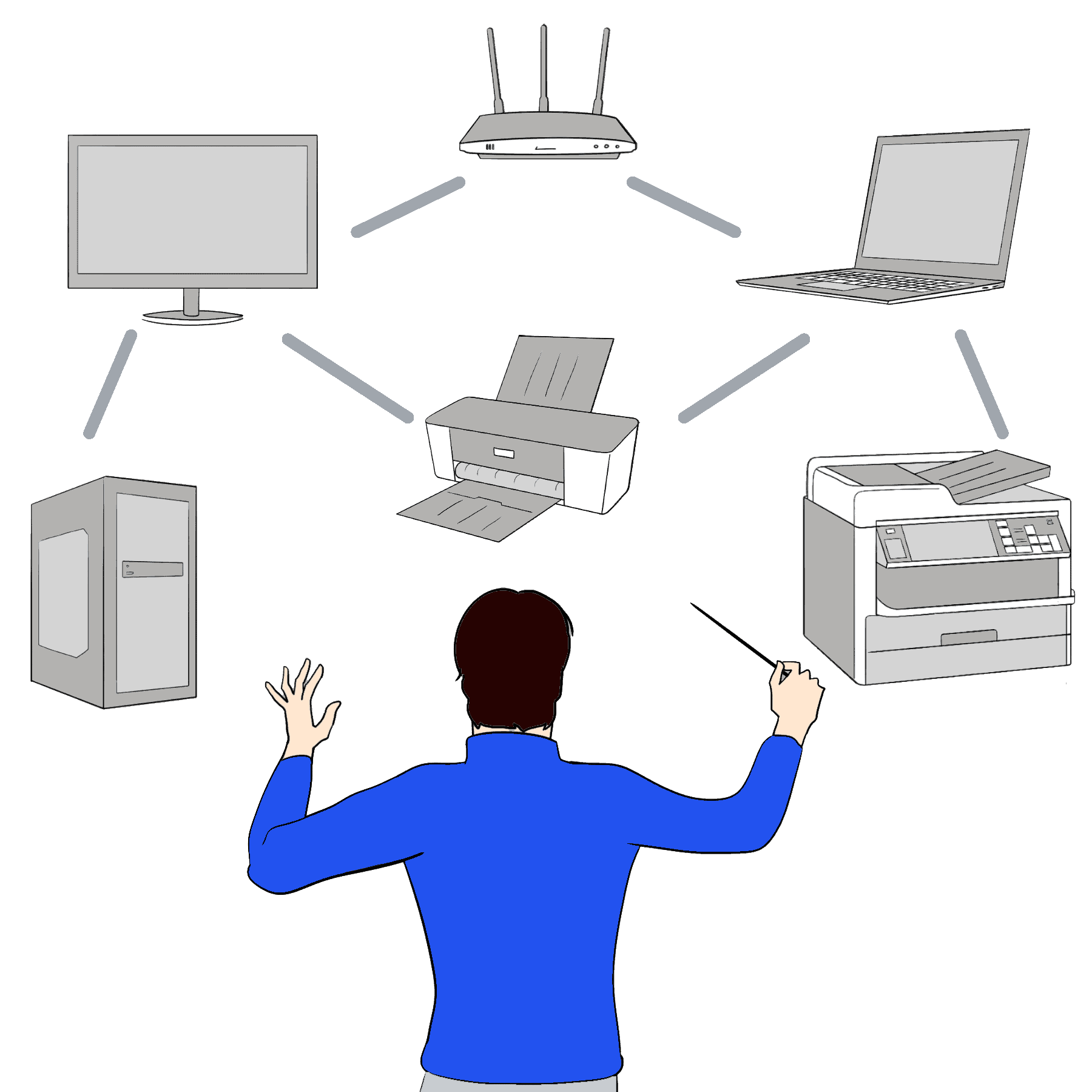 Consulenza informatica IT Andrea Fontana